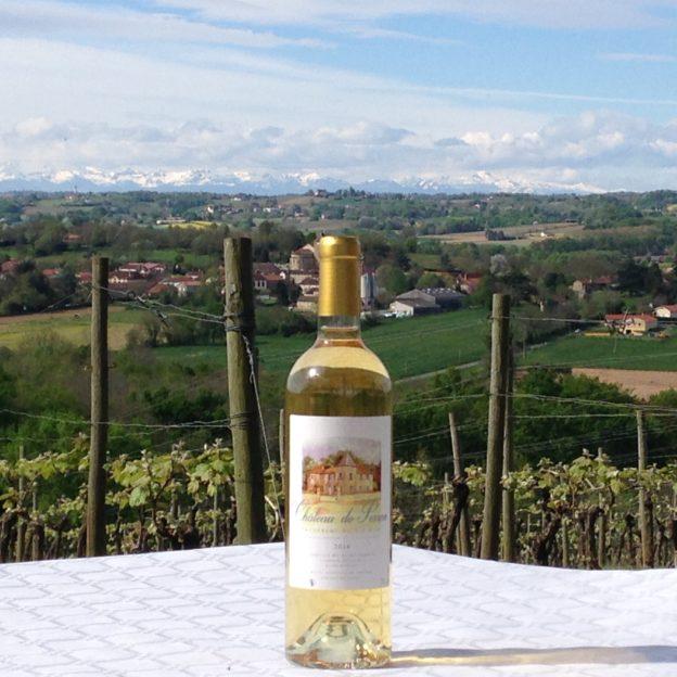 chateau de perron vin blanc