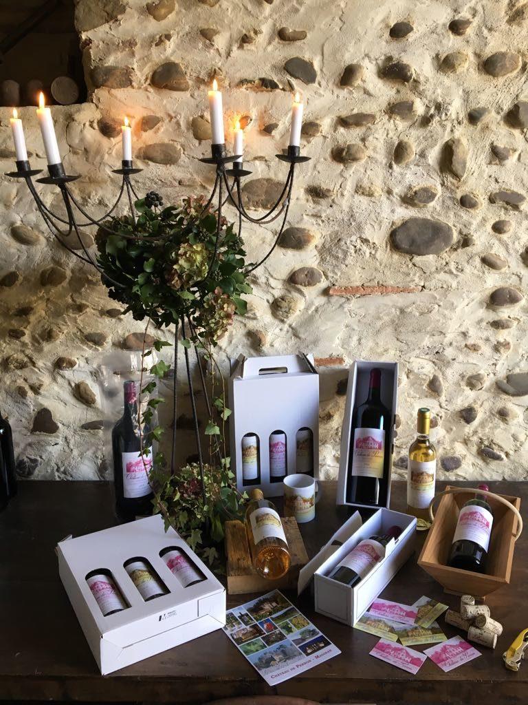 chateau de perron les vins